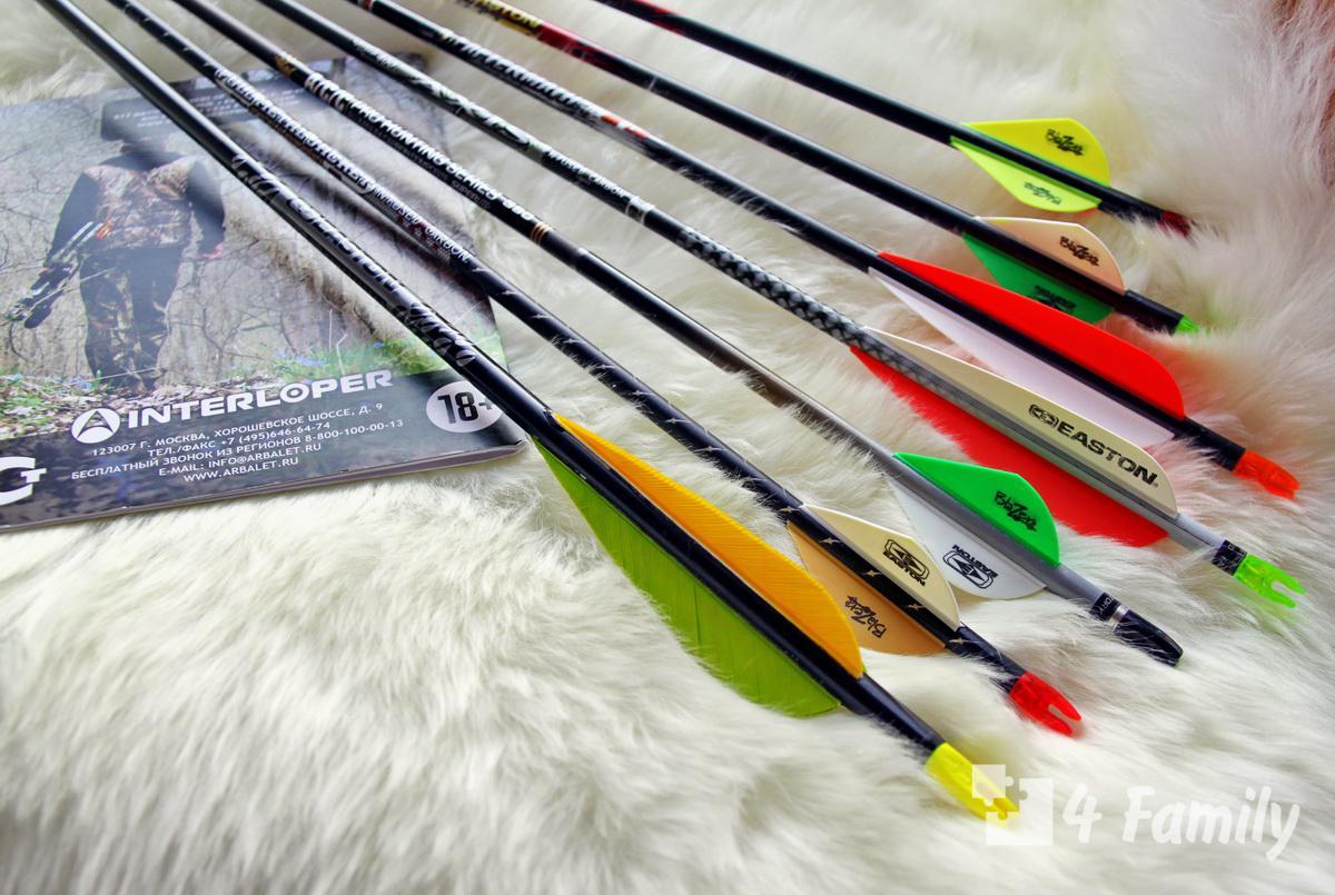 4family Как сделать стрелы в домашних условиях