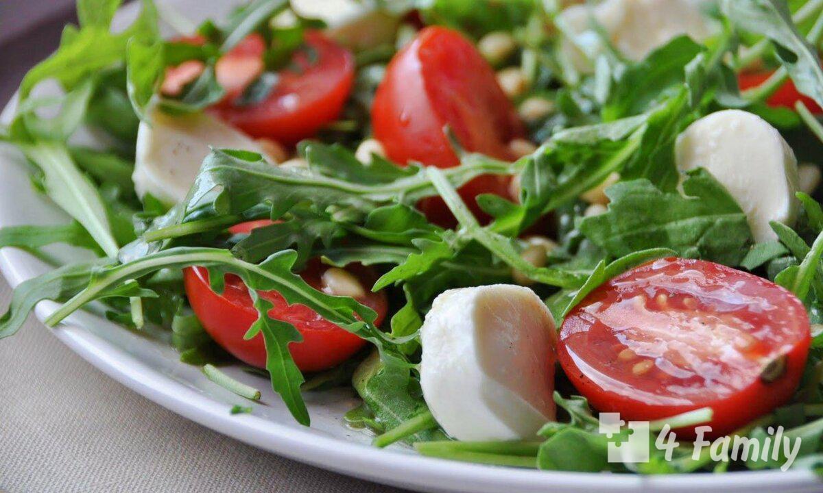 4family Какой салат можно приготовить к макаронам