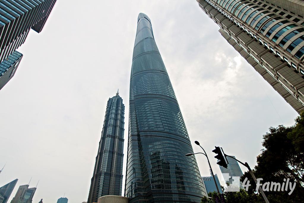 4family Шанхайская башня