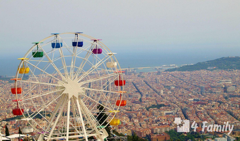 4family Отдых в Барселоне с детьми