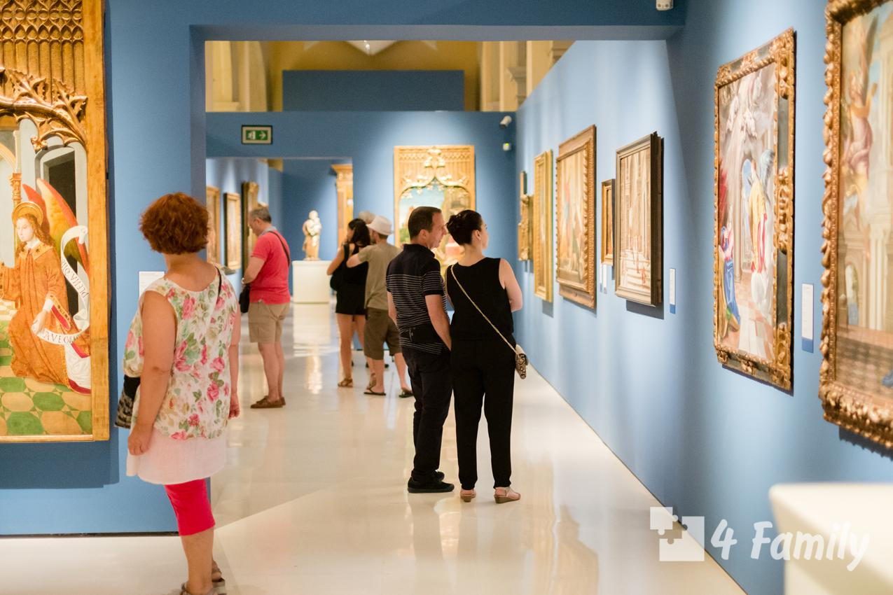 4family Национальный музей искусства каталонии