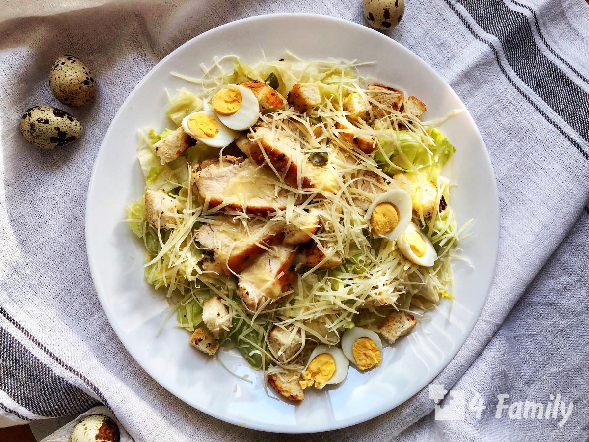 4family Какой салат можно приготовить с перепелиными яйцами