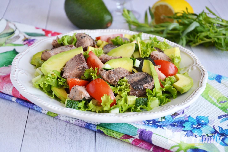 4family Какой салат можно приготовить на завтрак