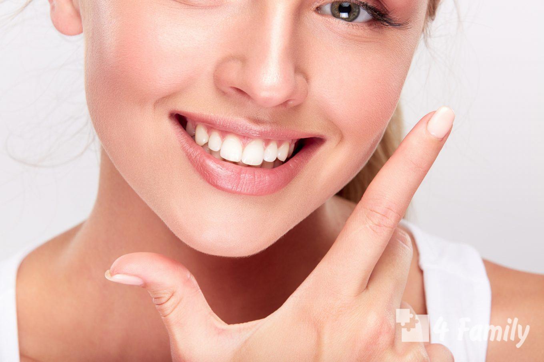 4family Как снять зубной камень в домашних условиях