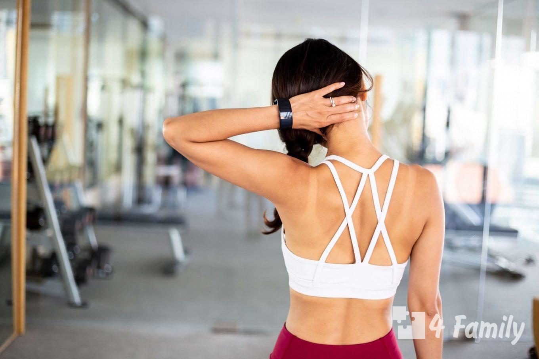 Какие упражнения помогут избавиться от боли в шее и плечах
