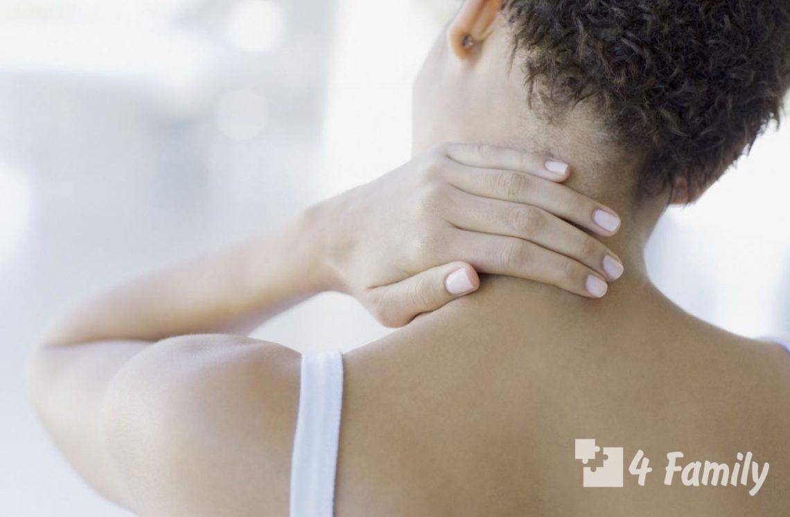 4family Какие упражнения помогут избавиться от боли в шее и плечах