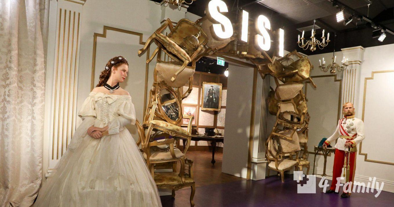 Музей мадам Тюссо в Вене