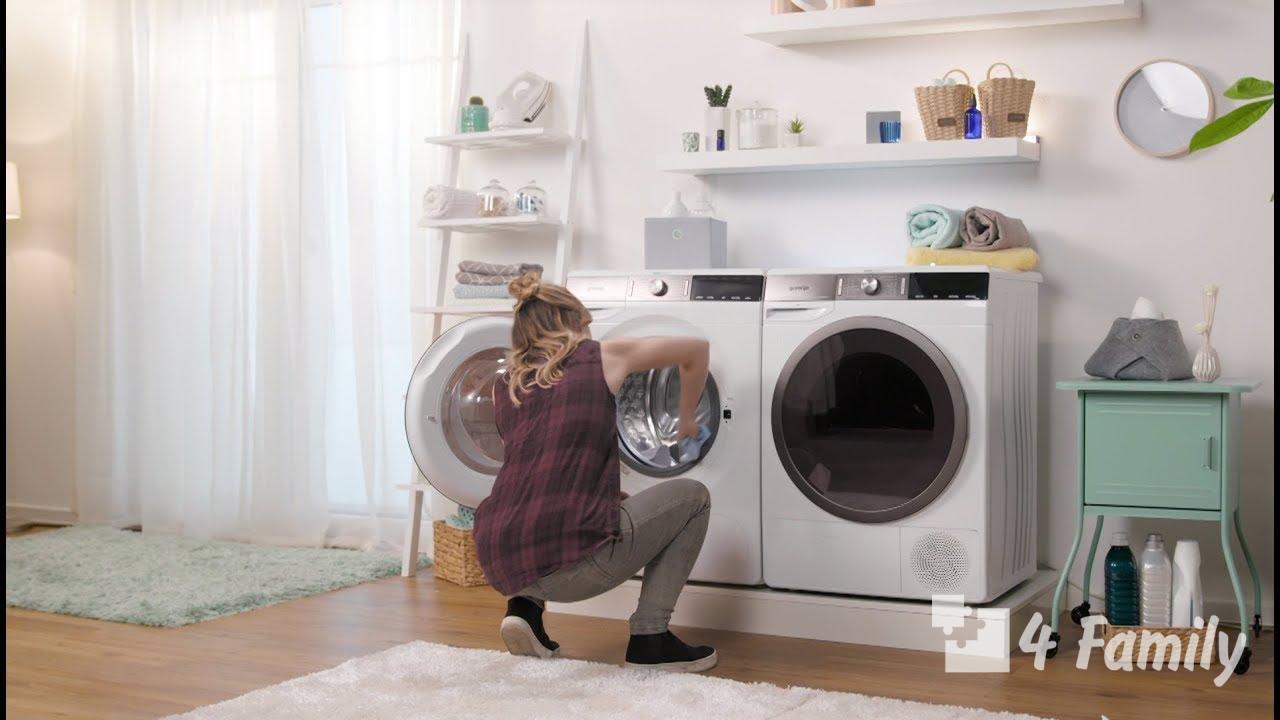 4family Как ухаживать за стиральной машиной