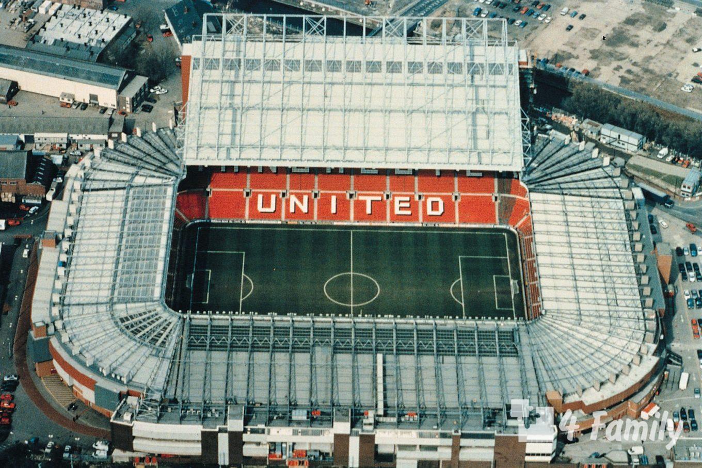 Стадион Манчестера