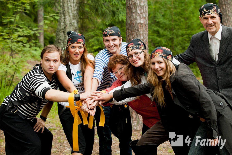 4family Лучшие конкурсы для взрослых на природе