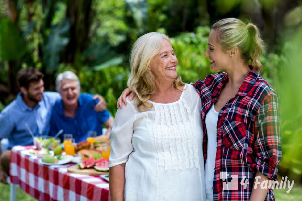 4family Как выстроить отношения с мамой