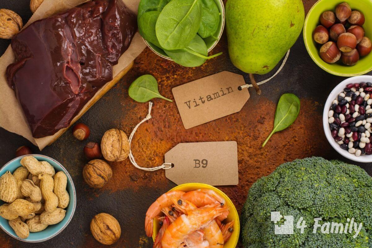 Что такое Фолиевая кислота или витамин радости