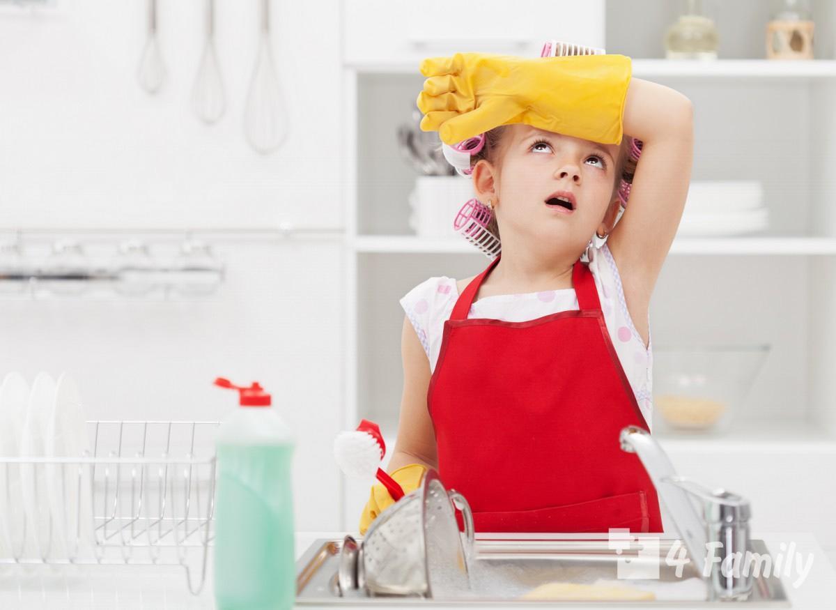 4family приучить ребенка к порядку
