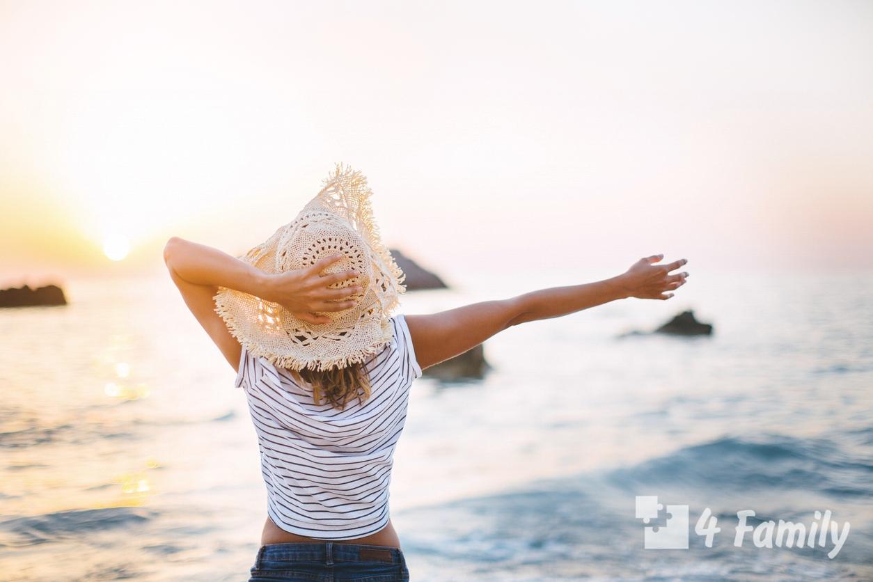 Как защитить волосы летом