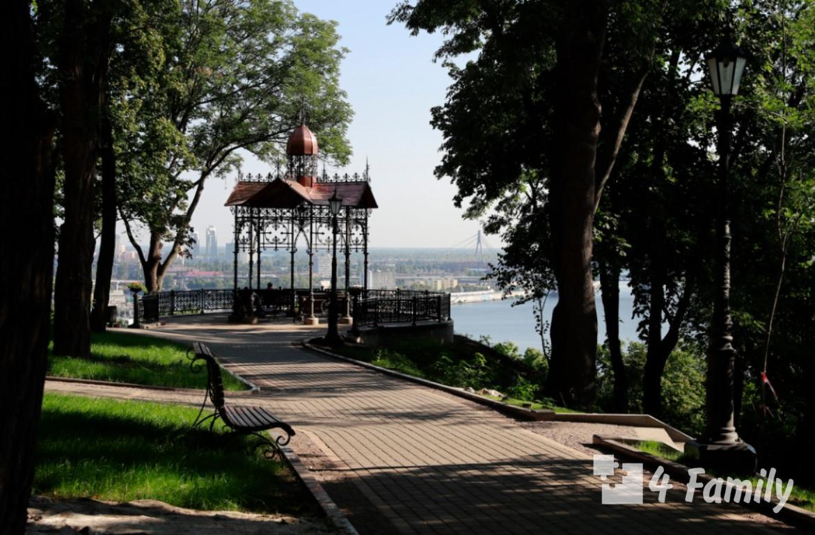 4family Владимирская горка в Киеве