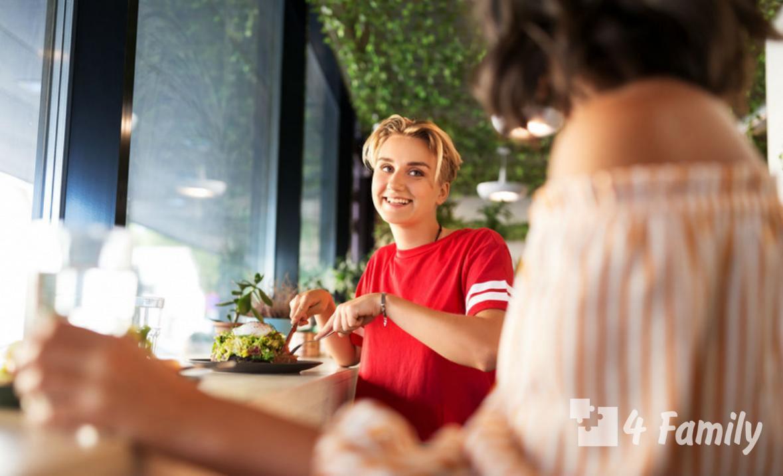 4family Как правильно вести себя в ресторане