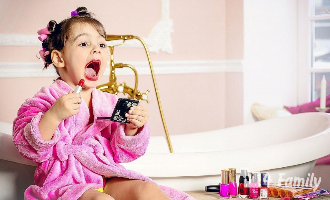 4family Как воспитывать девочку