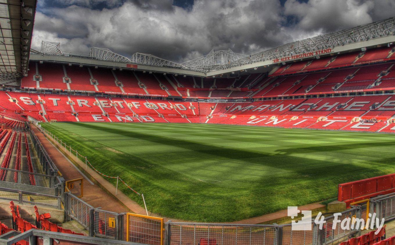 4family Стадион Манчестера