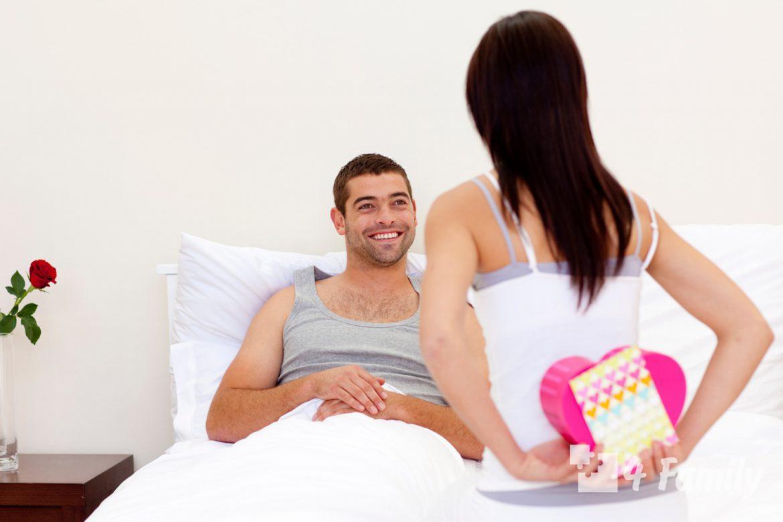 4family Как удивить любимого мужчину
