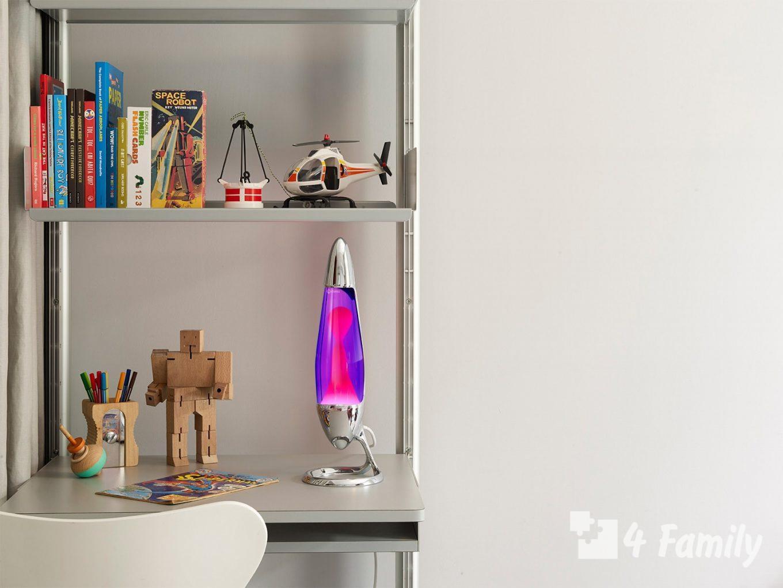 Как сделать стильную лава-лампу для комнаты