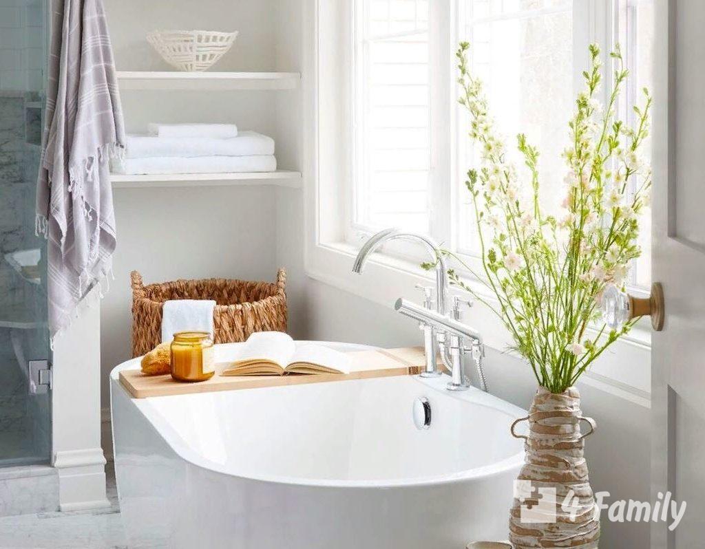 Секреты озеленения для ванной комнаты