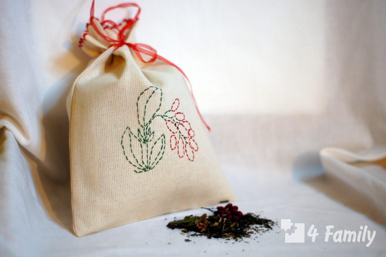Как сшить декоративный мешочек для дома