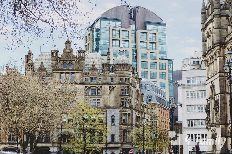 Лучшие достопримечательности Манчестера в Англии