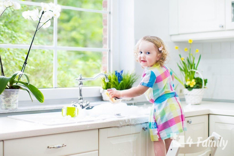 Как приучить ребенка к порядку в любом возрасте