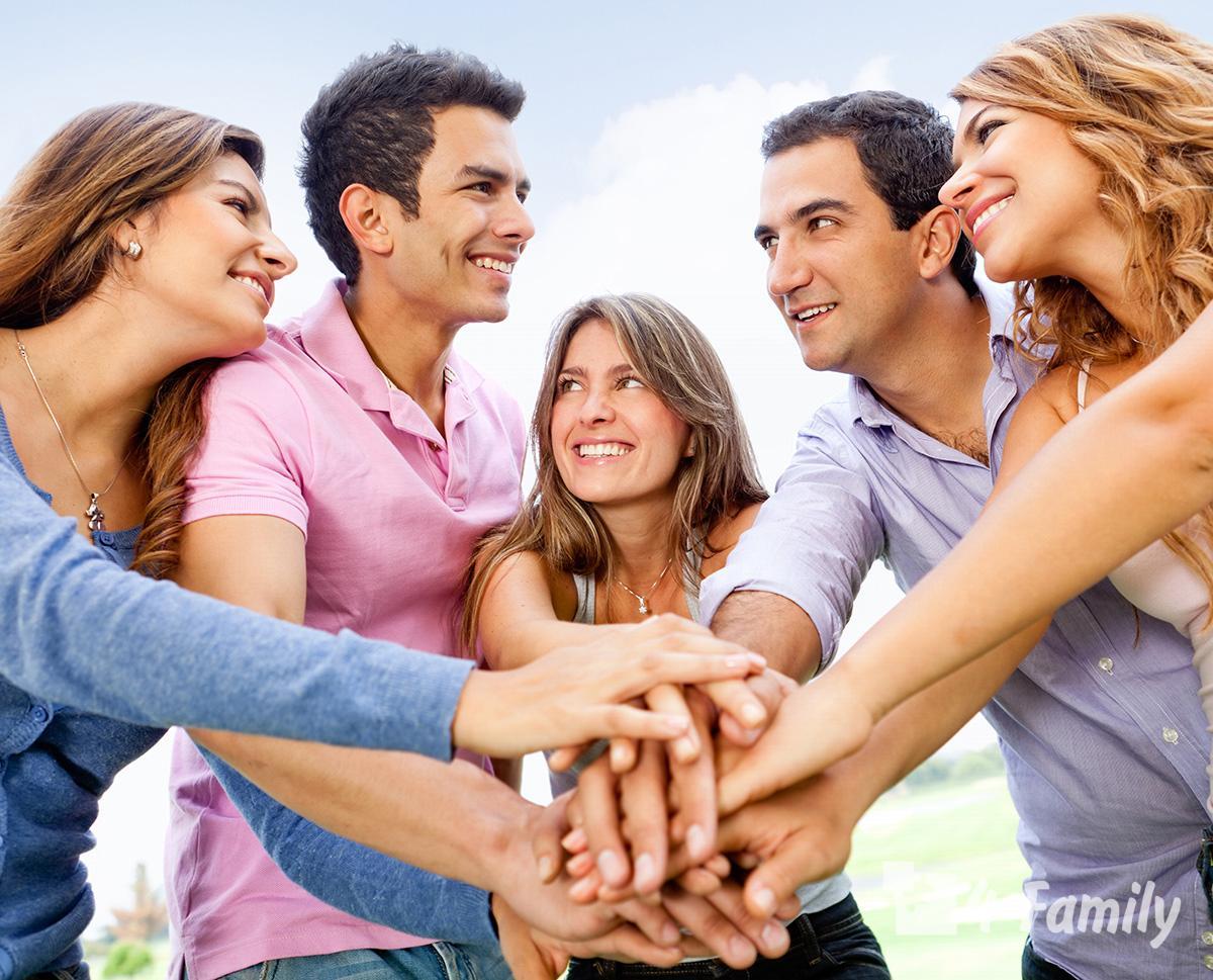4family Где найти время на друзей