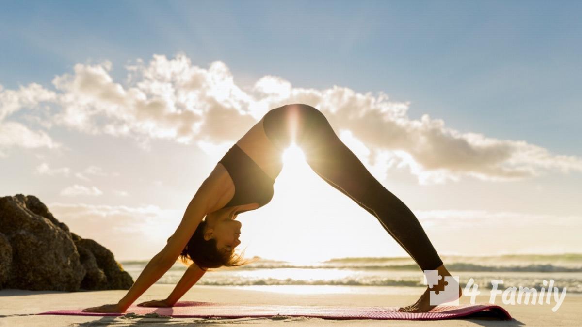 4family Йога. Что нужно знать новичку