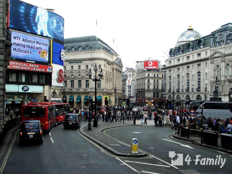 4family Пикадилли в Лондоне