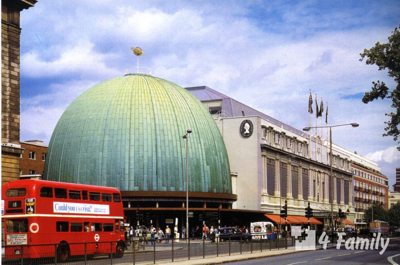 Музей мадам Тюссо в Лондоне