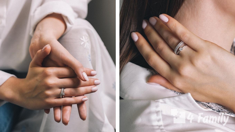 4family Почему обручальные кольца носят на безымянном пальце