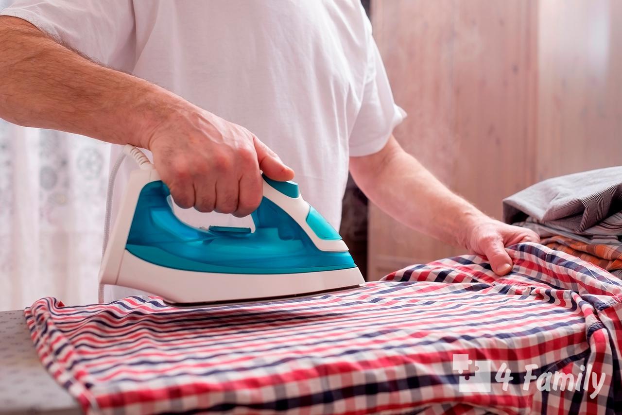 4family Разгладить одежду без утюга