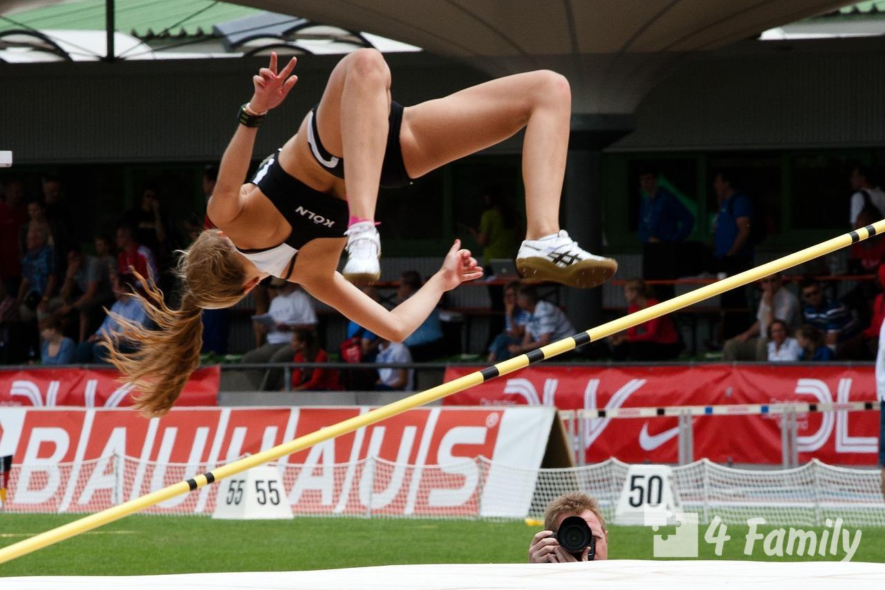 Как увеличить прыжок в высоту?