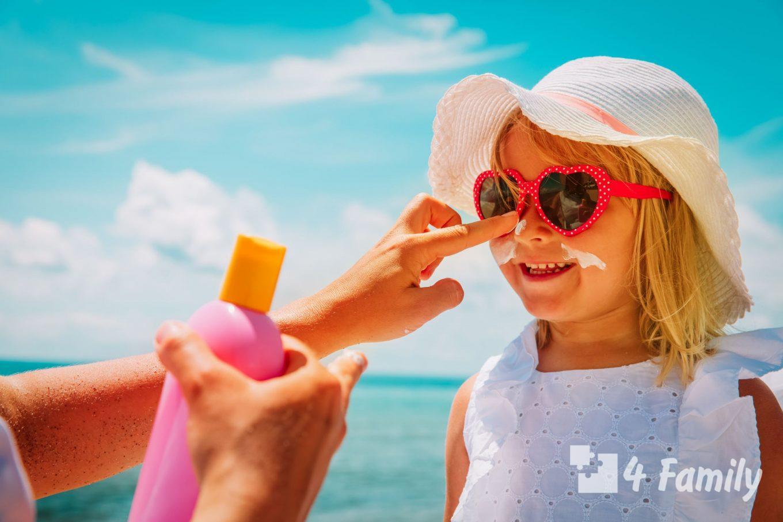 Натуральные косметические масла для защиты от солнца